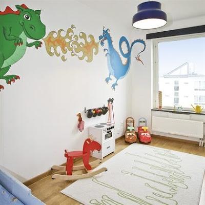 Herregård: barnerom ideer