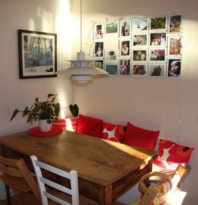 åpent hus: personlig kjøkkenkrok