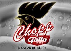 Chopp Gallo, cerveza de Barril