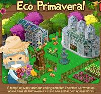 Coleção Eco Primavera