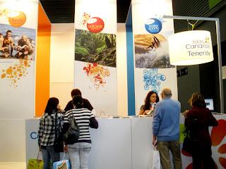 Tenerife ha estado presente en medio centenar de ferias nacionales e internacionales en 2010