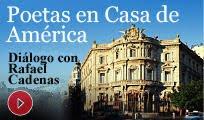 POETAS EN CASA DE AMÉRICA