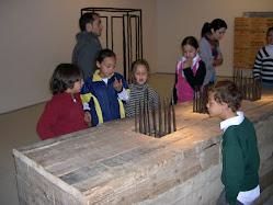 El Centro de Arte de Burgos acerca el arte contemporáneo a la Asociación Promoción Gitana