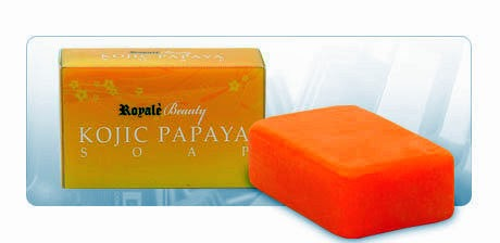 Fab Package: Royale Beauty Kojic Papaya Soap