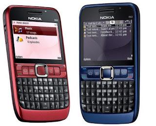 Hardware Image: Nokia E3