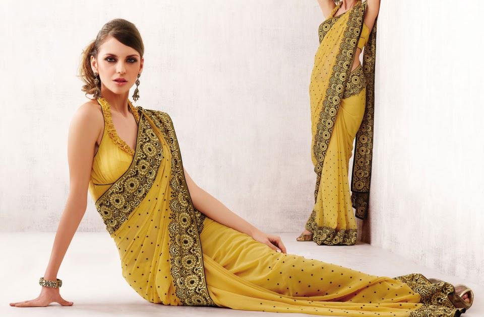 Fashion India New Style Sarees