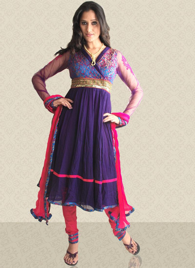 Fashion India Churidar Suits
