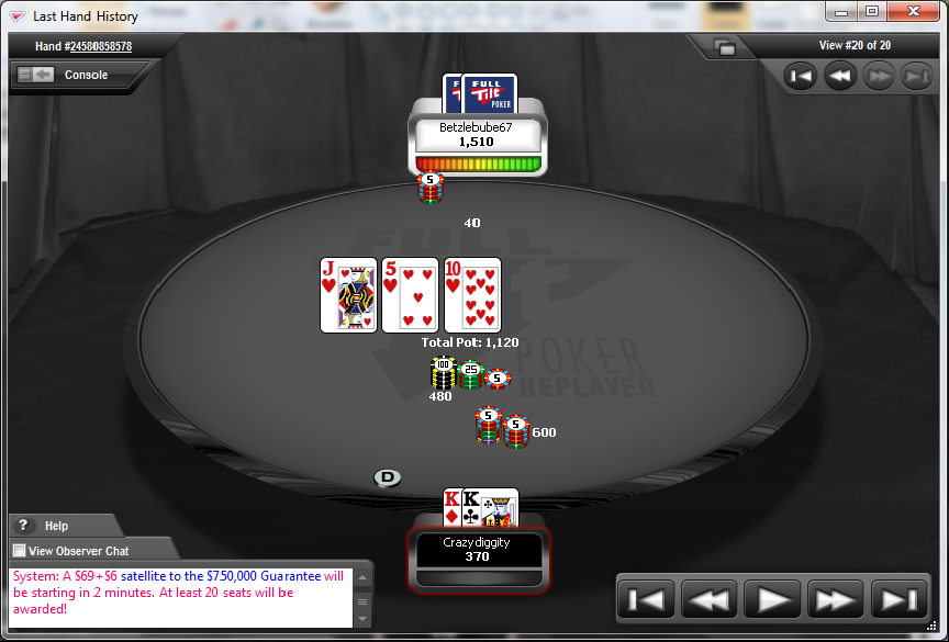 888 poker rigged proof smart money management roulette