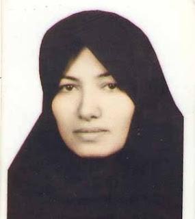 resized Sakineh Mohammadi Ashtiani Foto senza velo, nuove frustate per Sakineh, già condannata alla lapidazione