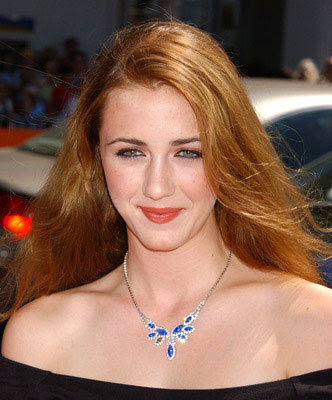 red hair celebrities. Madeline Zima Red Hair