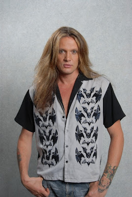 Sebastian Bach Tattoos