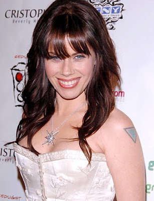 Fairuza Balk Tattoos