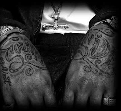 lloyd banks tattoo