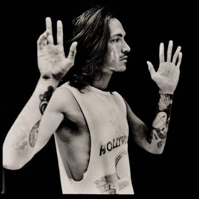 Brandon Boyd Tattoos