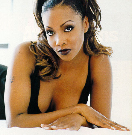 Vivica A. Fox Tattoos