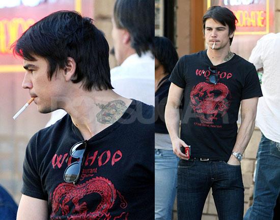 Labels: Josh Hartnett, Male Tattoos, Movie Stars