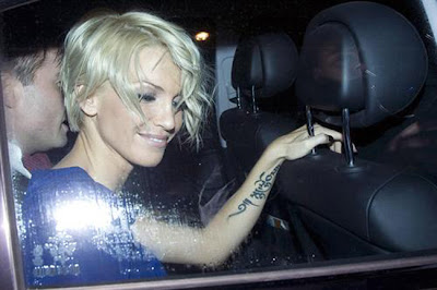 Sarah Harding Tattoos - The Best Tattoo Tribal Gallery