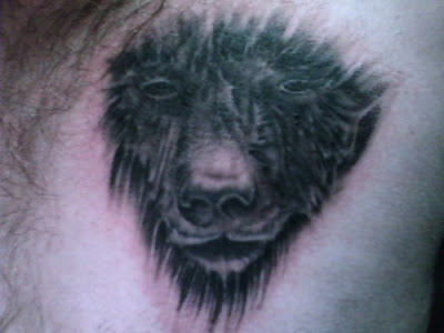 grizzly bear tattoos. Bear Tattoos