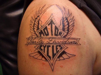 many more tattoo designs gallery: Biker Tattoos