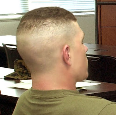 Crew Cut Hairstyles