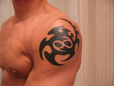 Tatuaje con el signo de cancer 3 Tattoos