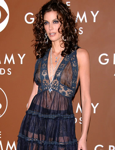 long curly hairstyles. Teri Hatcher Long and curly