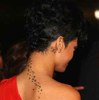 Rihanna Tattoos on Rihanna Tattoos   Ideas And Pictures