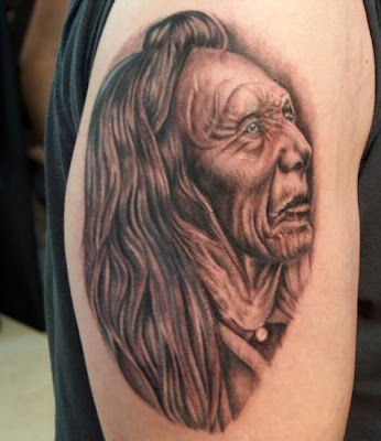 Native American Indian Tattoos - Tribal tattoo Designs
