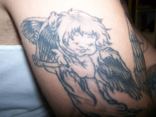 praying angel tattoos. praying angel tattoo. praying