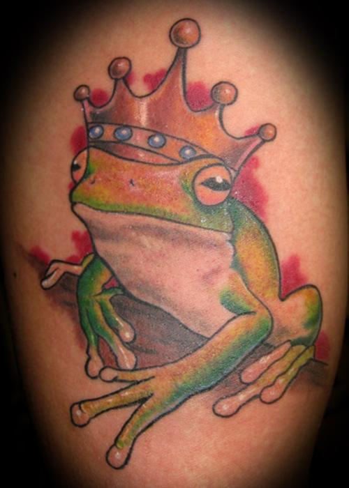 cartoon tattoo. cartoon tattoos. cartoon