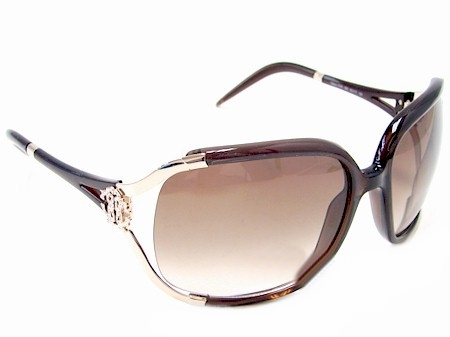 What we have here is a dazzling pair of sunglasses by Roberto Cavalli which ...