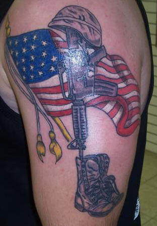 Best American Tattoo Design. Download Full-Size Image | Main Gallery Page