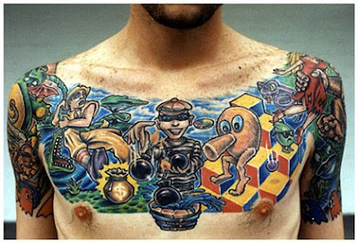Tattoo Chest   on Tattoos Designs    Blog Archive    Chest Tattoos For Men