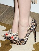 Hollywood Star Feet Emma Stone