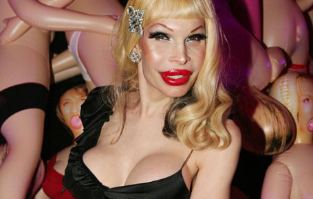 amanda lepore plastic surgery Teen amature fuck full size