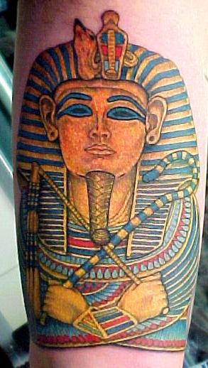 The Ankh or the Egyptian