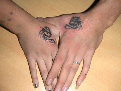 tattoos on hand. Tribal Hand Tattoos