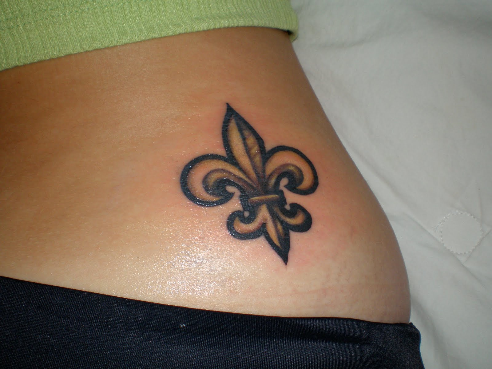 fleur de lis tattoos luxury interior design