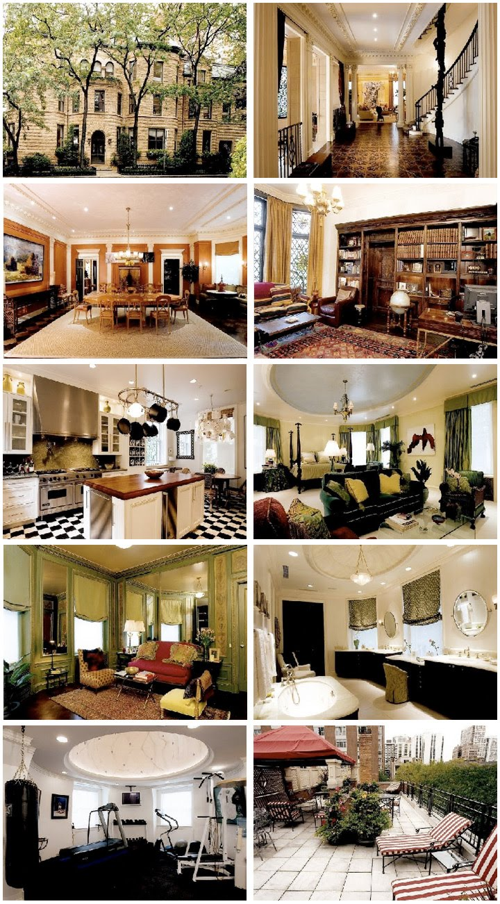 Jamie Dimon Chicago House Celebrity Houses