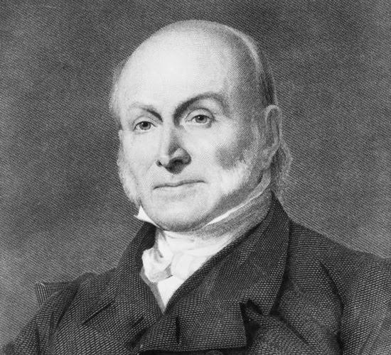 John Quincy Adams as President