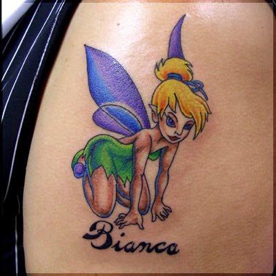 Tinkerbell Tattoos