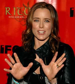 Téa Leoni Tattoos