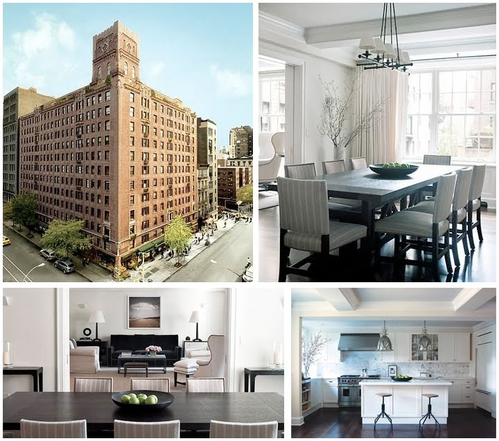 Amanda seyfried new york apartment celebrity houses for Celebrities homes in nyc