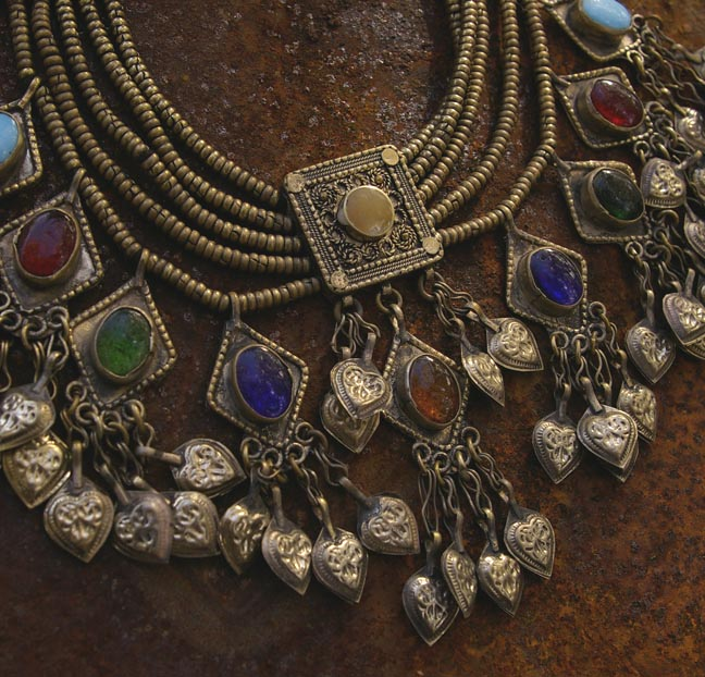 Necklaces From Afghanistan