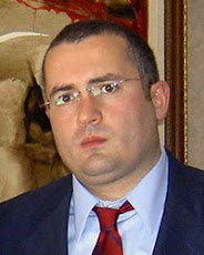 The Prisoner of the Caucasus Blog is run by Alexander Melikishvili