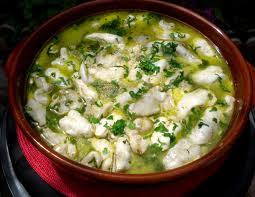 Frutasdetemporada kokotxas de bacalao fresco en salsa verde for Cocinar cocochas de bacalao