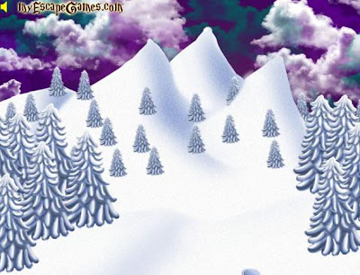 Winter Escape walkthrough