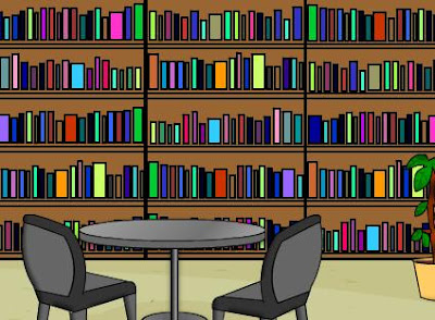 Library Labyrinth walkthrough