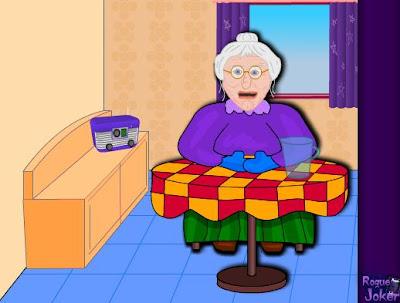 Granny's House Escape walkthrough