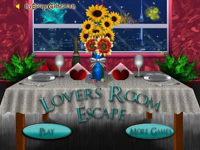Lovers Room Escape walkthrough
